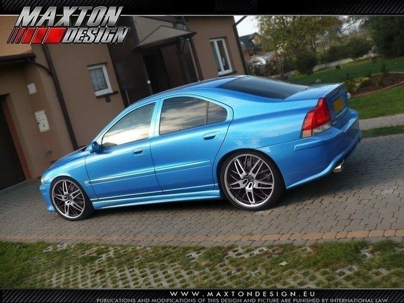 SIDE SKIRTS VOLVO S60