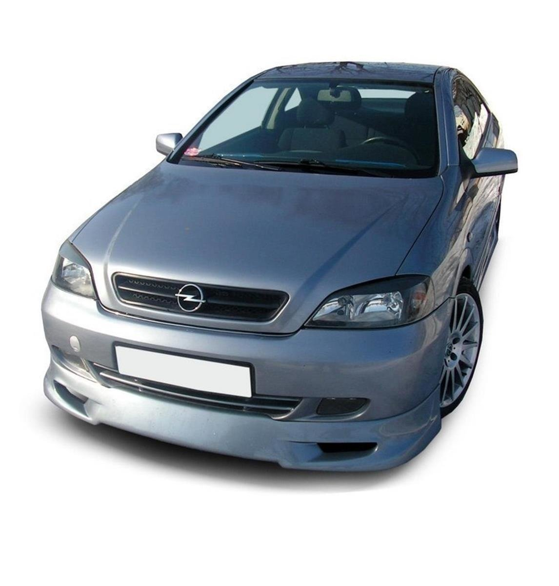 front bumper spoiler opel astra g coupe cabrio our. Black Bedroom Furniture Sets. Home Design Ideas