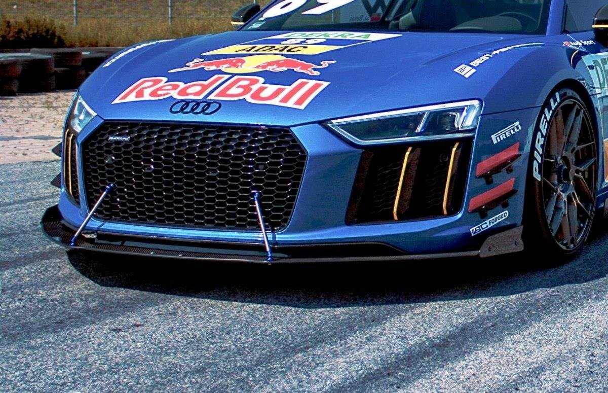 FRONT RACING SPLITTER Audi R8 Mk2