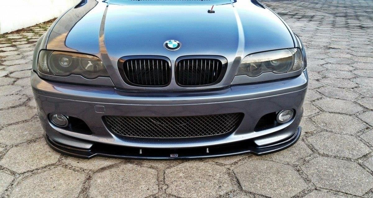 Front Splitter Bmw 3 E46 Mpack Coupe