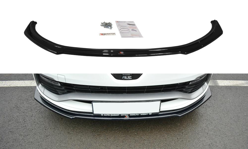 FRONT SPLITTER RENAULT CLIO MK4 RS