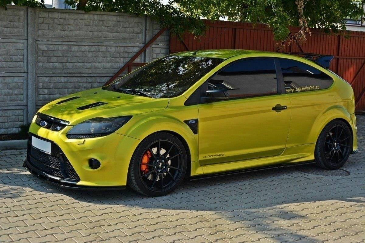 Front Splitter V 1 Ford Focus Mk2 Rs