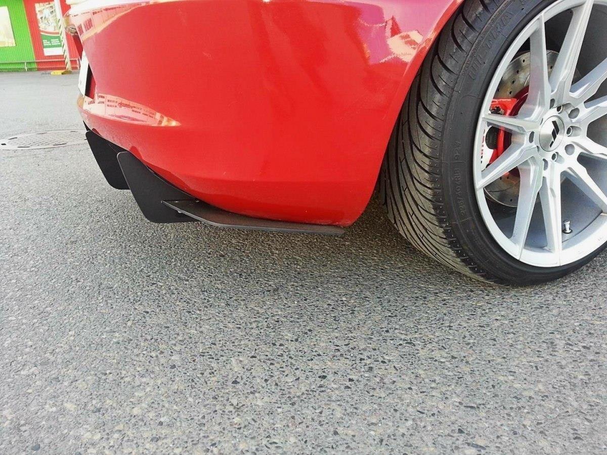 Seat Leon 1p Rear Diffuser