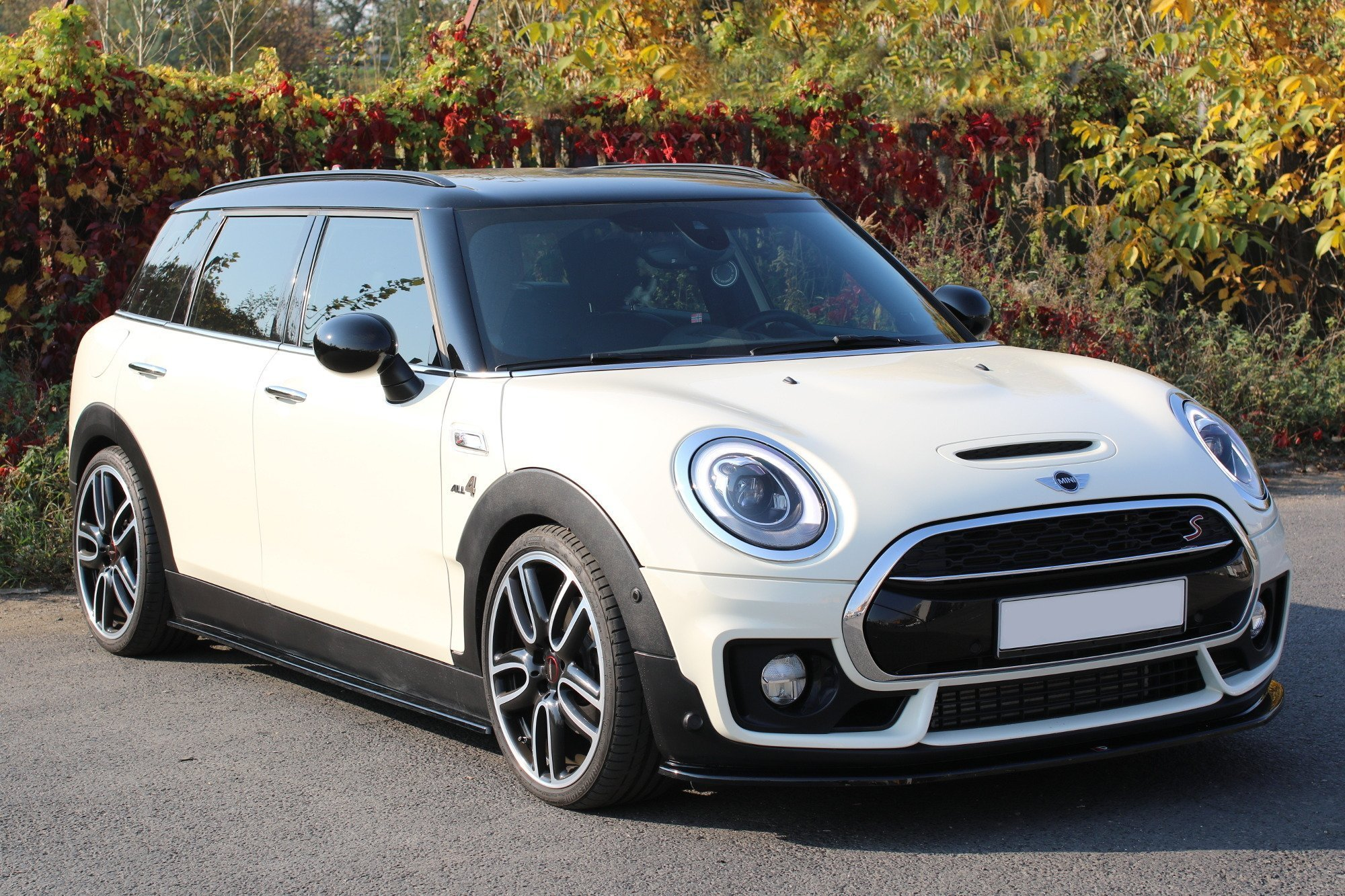 Side Skirts Diffusers Mini Clubman S Mk2 F54 Jcw Textured Our