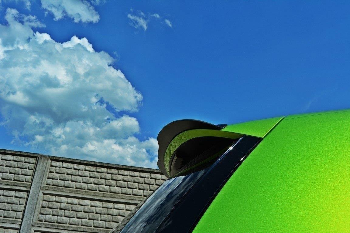 Spoiler Cap Vw Scirocco R Gloss Black Our Offer Volkswagen Scirocco R Mk3 Maxton Design