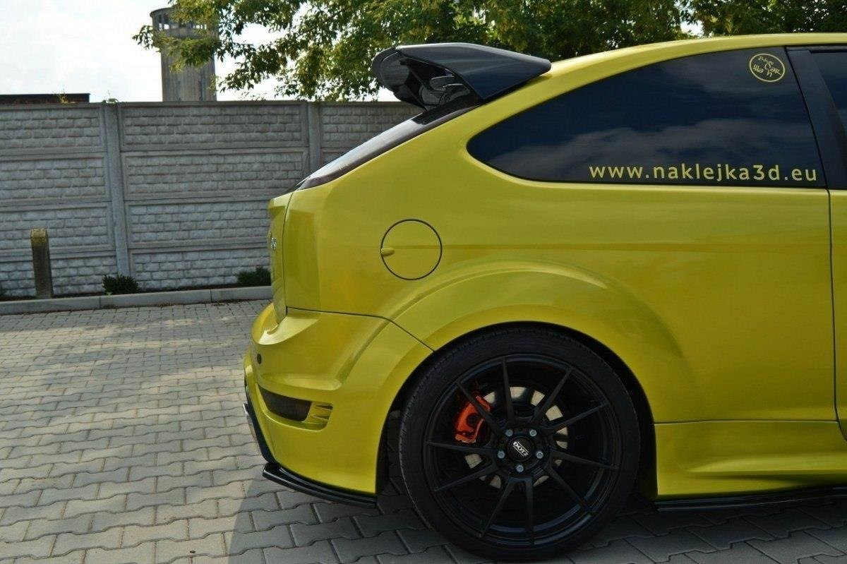 Spoiler Extension Ford Focus Mk2 Rs