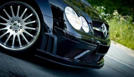 BODYKIT MERCEDES CLK W209 BLACK SERIES LOOK