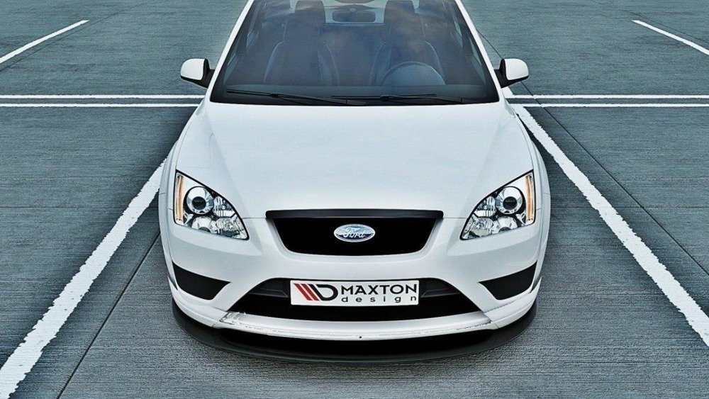 BONNET ADD-ON FORD FOCUS MK2