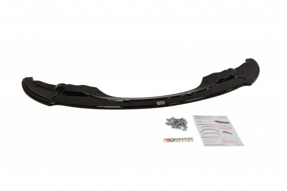 FRONT SPLITTER BMW 3 E92 MPACK (PREFACE MODEL fits M Performance splitters)