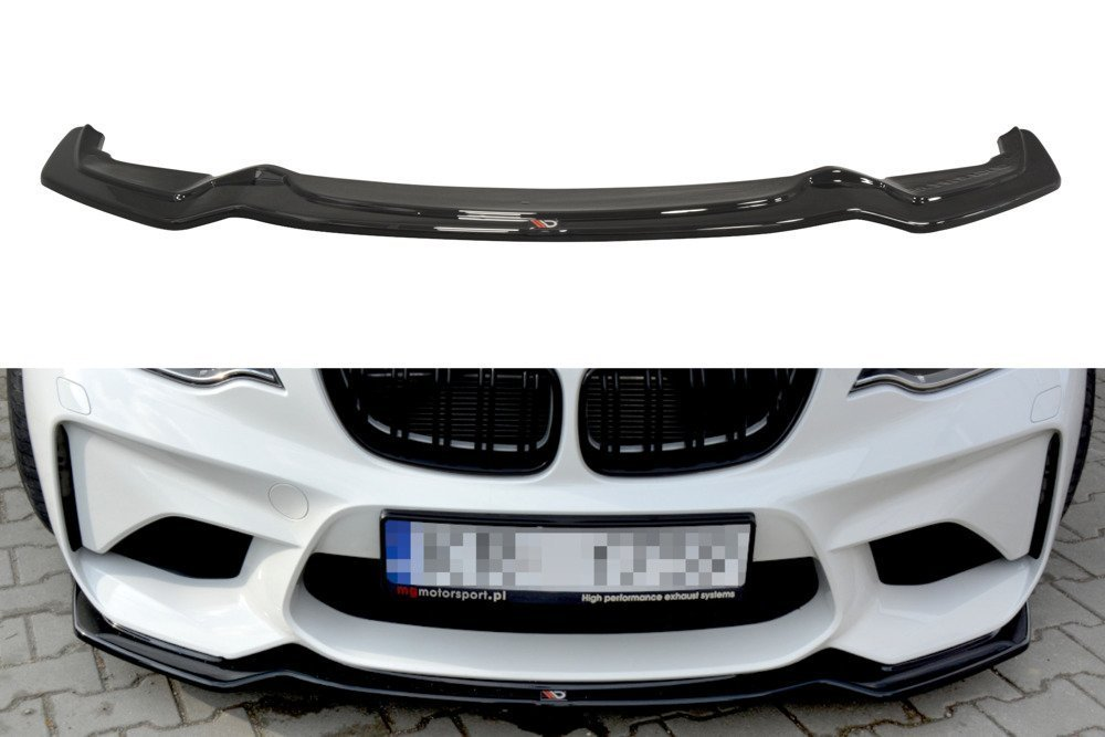 FRONT SPLITTER BMW M2 (F87) COUPÉ