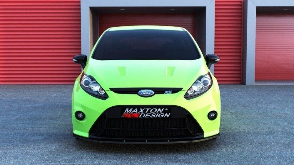 FRONT SPLITTER FORD FIESTA MK7 (FOR RS LOOK BUMPER)