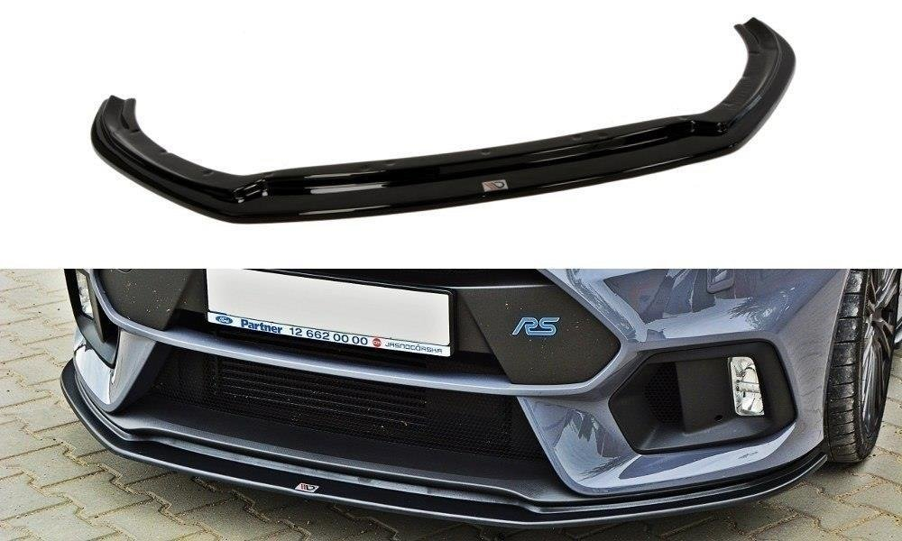 FRONT SPLITTER FORD FOCUS 3 RS v.3