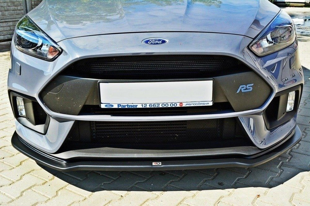 FRONT SPLITTER FORD FOCUS 3 RS v.4