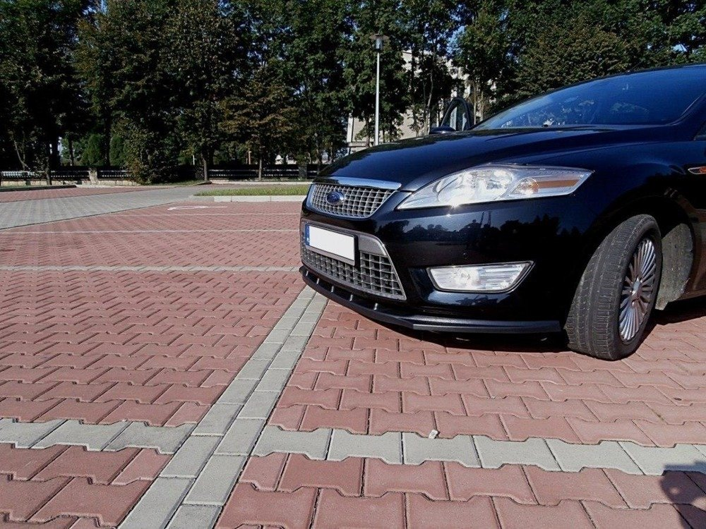 FRONT SPLITTER FORD MONDEO MK4 (PREFACE MODEL)