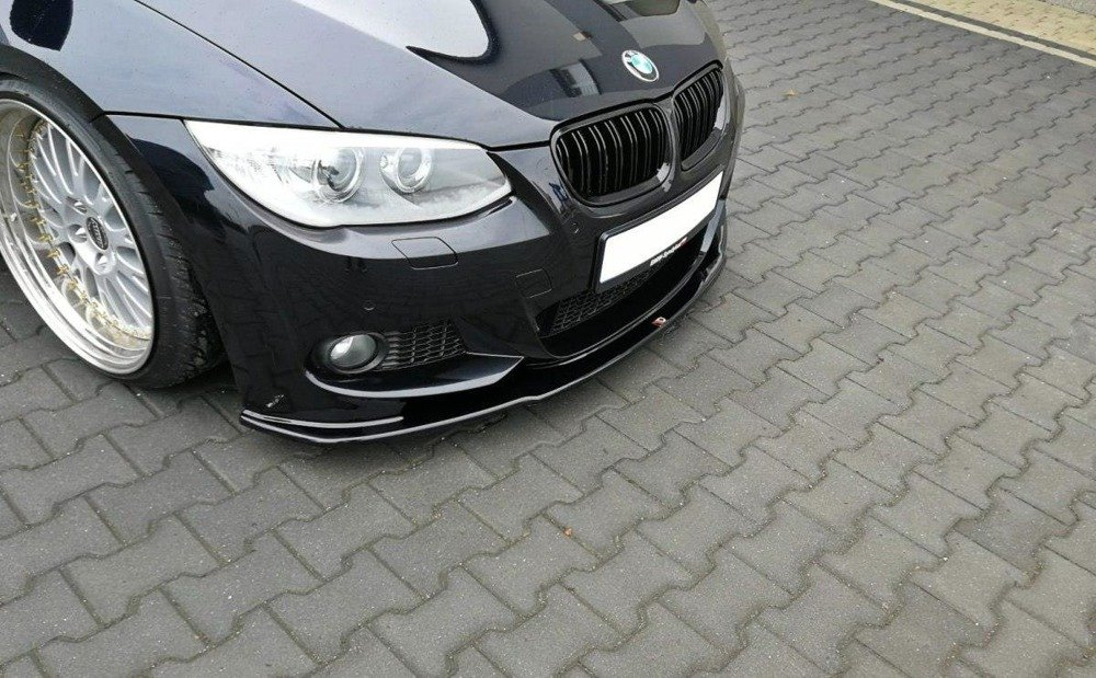 FRONT SPLITTER V.1 BMW 3 E92 M-PACK FACELIFT
