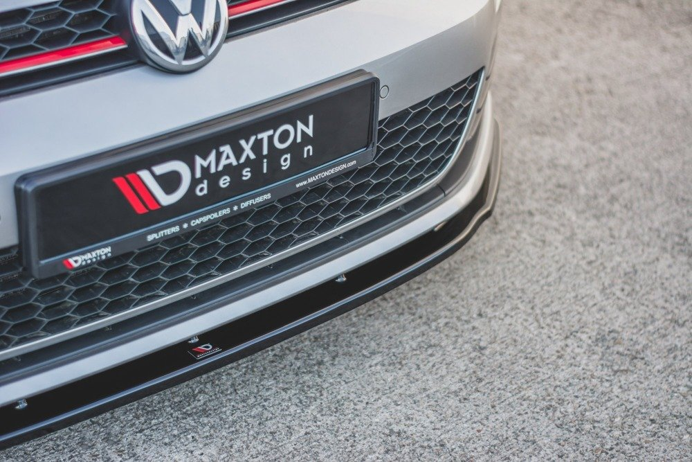 FRONT SPLITTER VW GOLF VII GTI