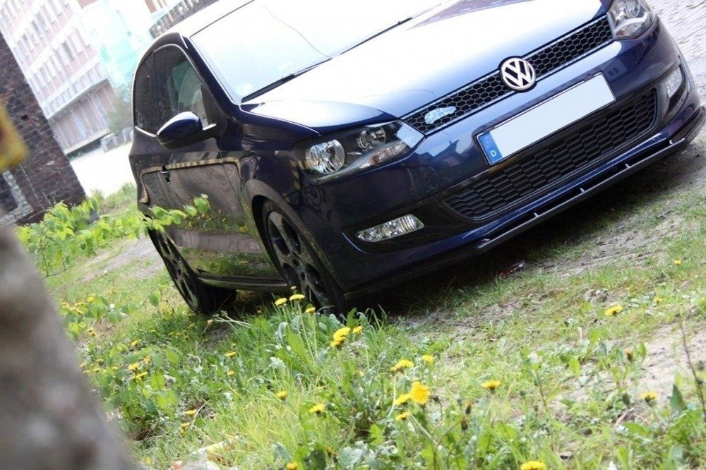 FRONT SPLITTER VW POLO MKV