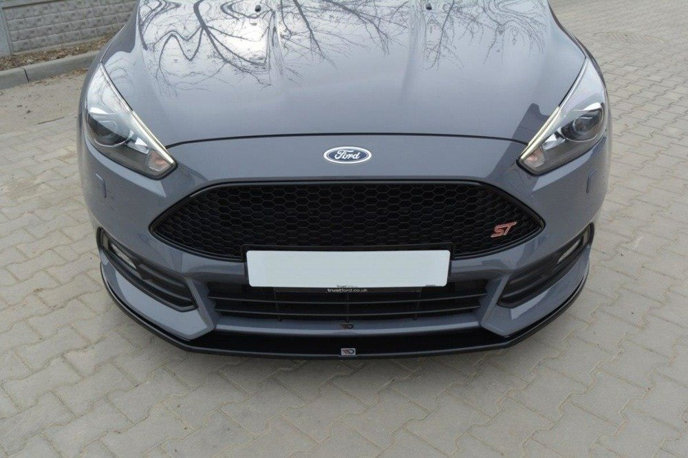 FRONT SPLITTER v.2 FOCUS ST MK3 FACELIFT MODEL