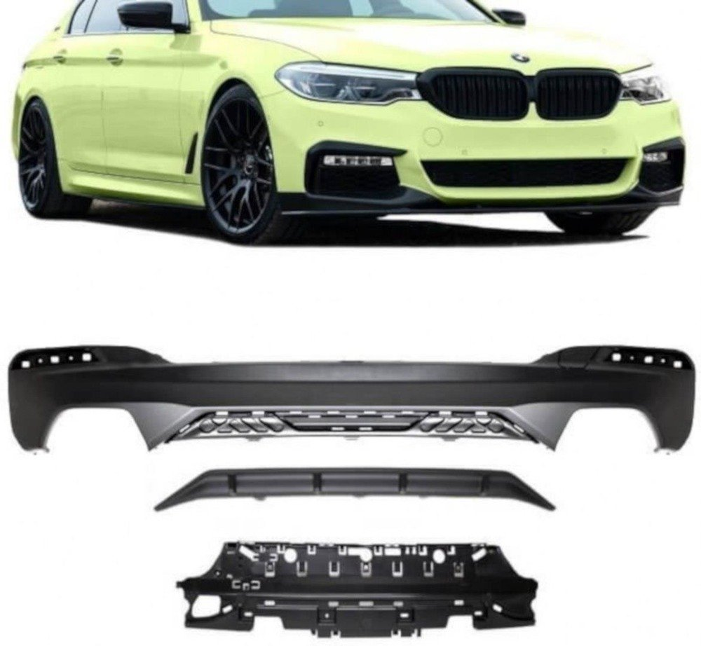 Front Diffusor Sport-Performance BMW 5er G30 G31 with M-Package