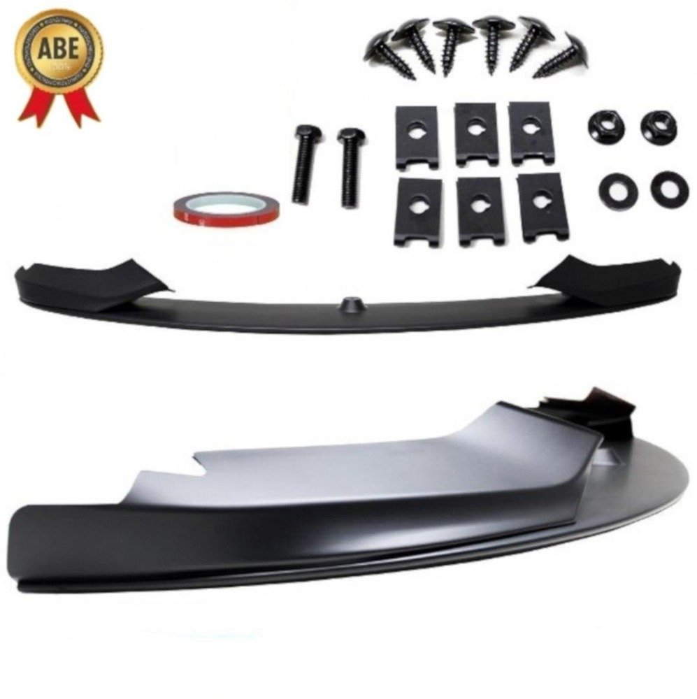 Frontspoiler Sport-Performance BMW 4 F32 F33 F36 Black Matt with M-Package