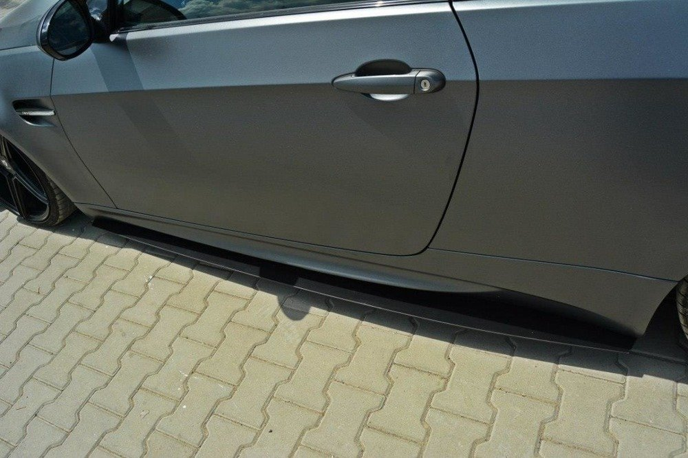 RACING SIDE SKIRTS DIFFUSERS BMW M3 E92 / E93 (PREFACE MODEL)