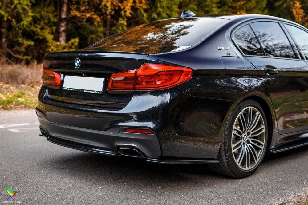 REAR SIDE SPLITTERS BMW 5 G30/ G31 M-Pack