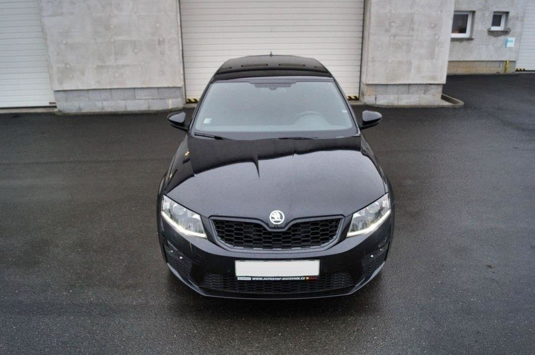 front grill skoda octavia 3 shop skoda octavia mk3. Black Bedroom Furniture Sets. Home Design Ideas