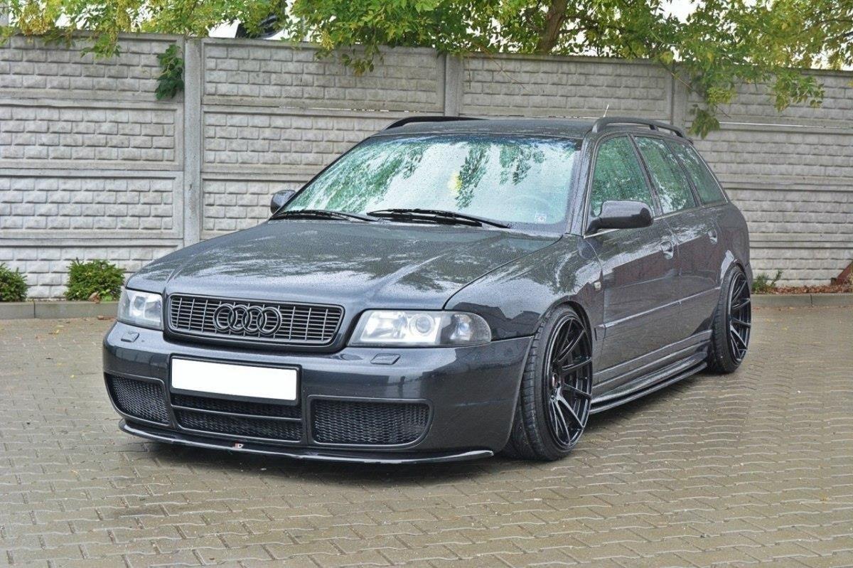 Audi S4 B5 >> Frontdiffusor Audi S4 B5