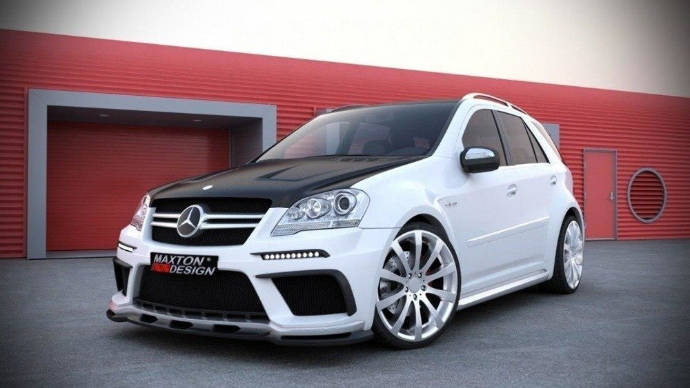 BODYKIT MERCEDES ML W164 2008-2011
