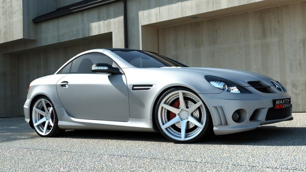 Bodykit Mercedes SLK R171 AMG204 Look