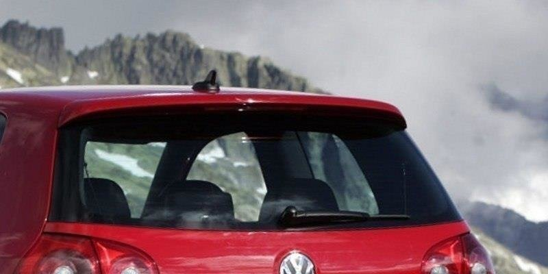DACHSPOILER VW GOLF PLUS