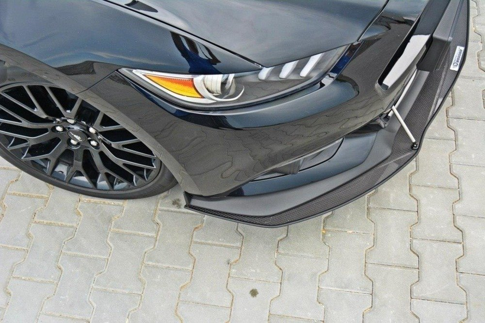 FORD MUSTANG MK6 GT - FRONT SPORT DIFFUSOR