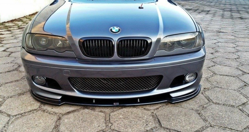 FRONT DIFFUSOR BMW 3 E46 MPACK COUPE