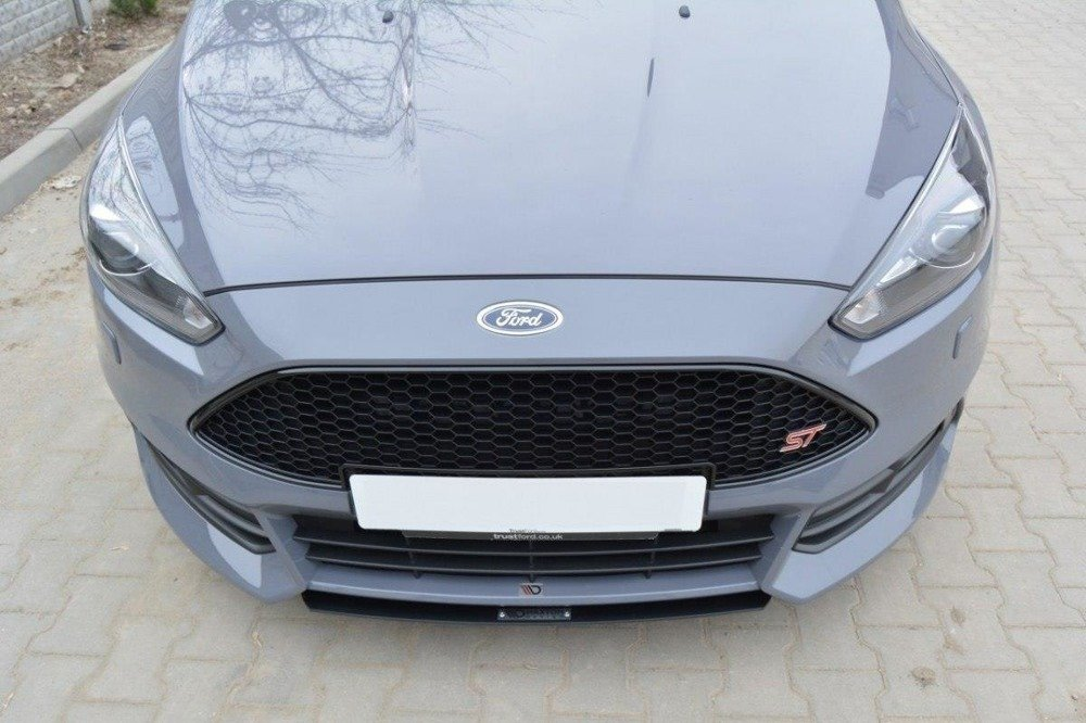 FRONT SPORT DIFFUSOR V.3 FORD FOCUS 3 ST (NACH FACELIFT)