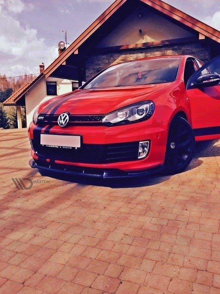 FRONTDIFFUSOR VW GOLF VI GTI 35TH