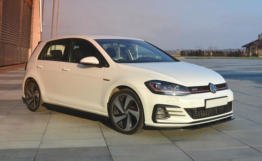 FRONTDIFFUSOR VW GOLF VII GTI FACELIFT V.1