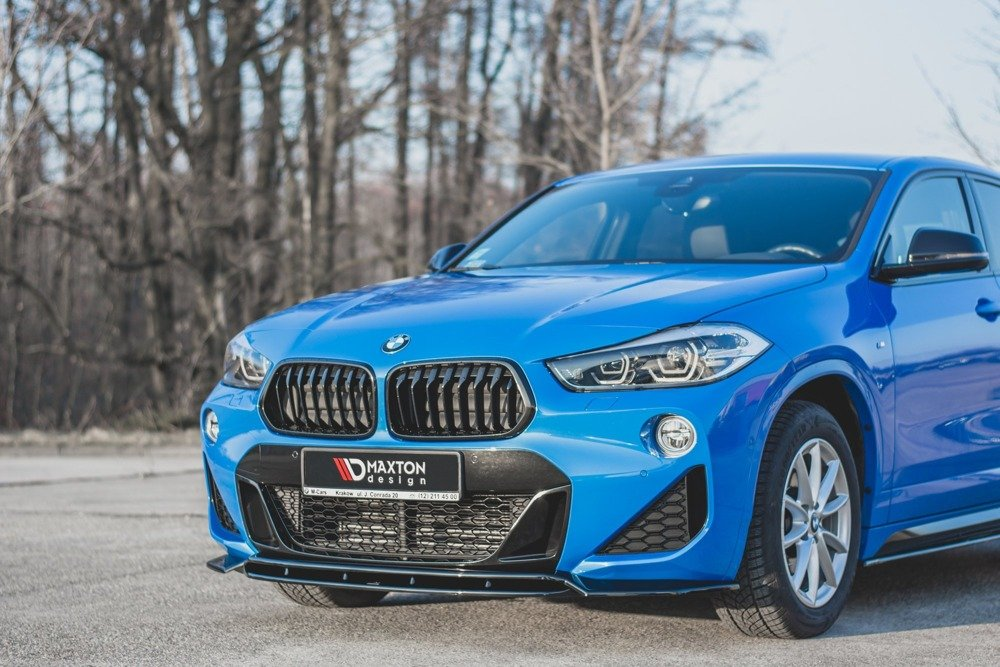 Front Diffusor BMW X2 F39 M-Pack