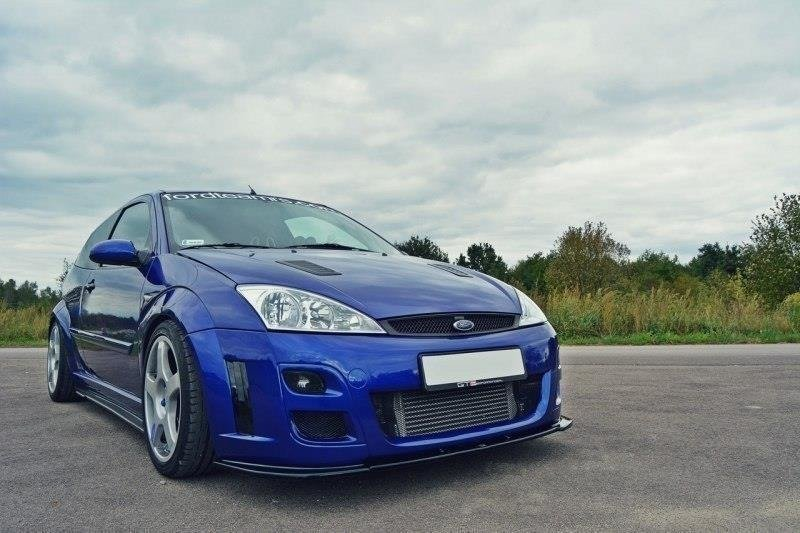 Front Diffusor Ford Focus RS Mk1