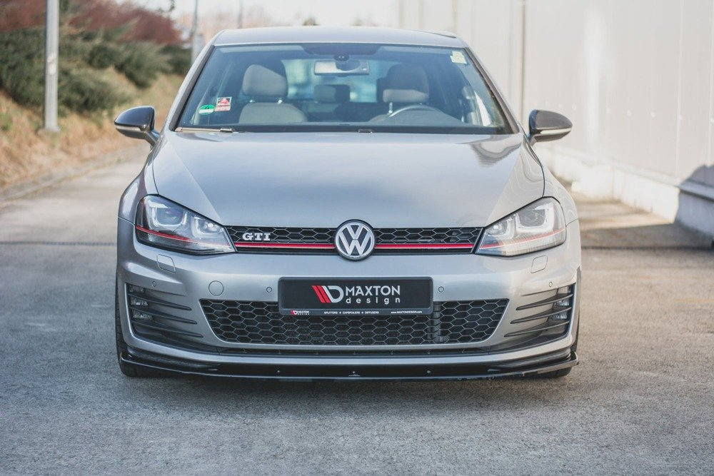 Front Diffusor V.1 VW Golf 7 GTI