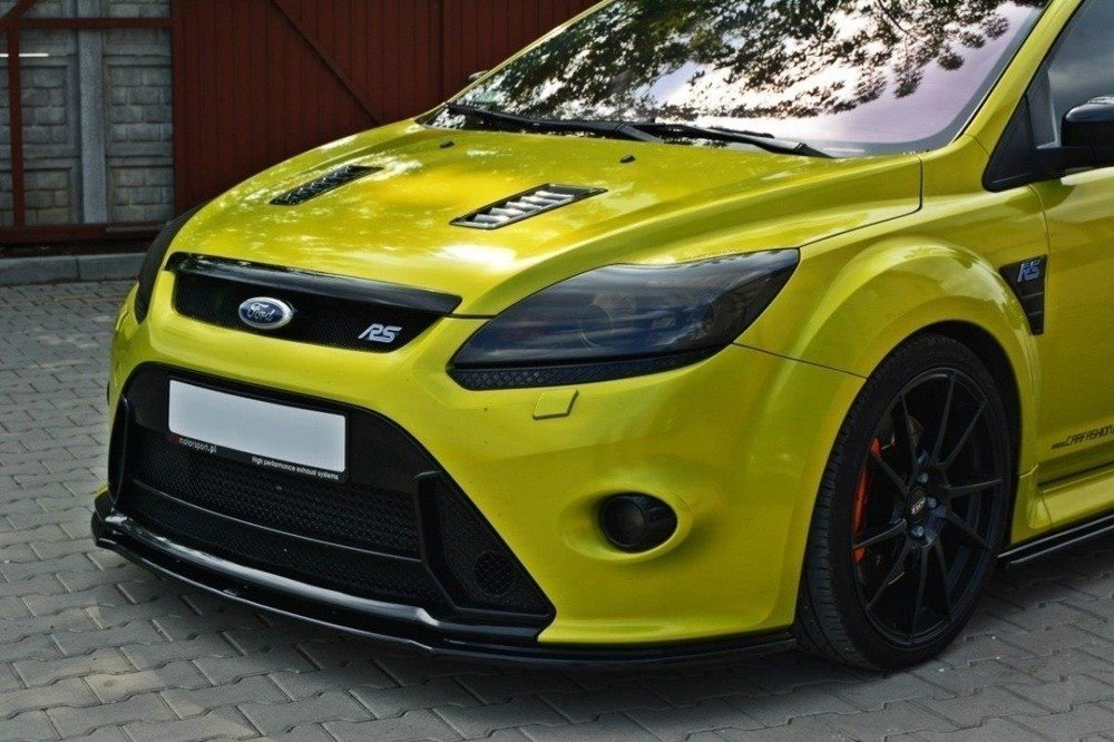 Front Diffusor V.2 Ford Focus RS Mk2
