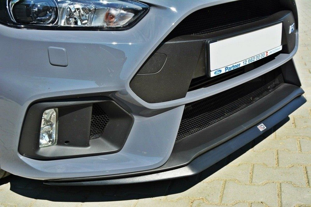 Front Diffusor V.2 Ford Focus RS Mk3