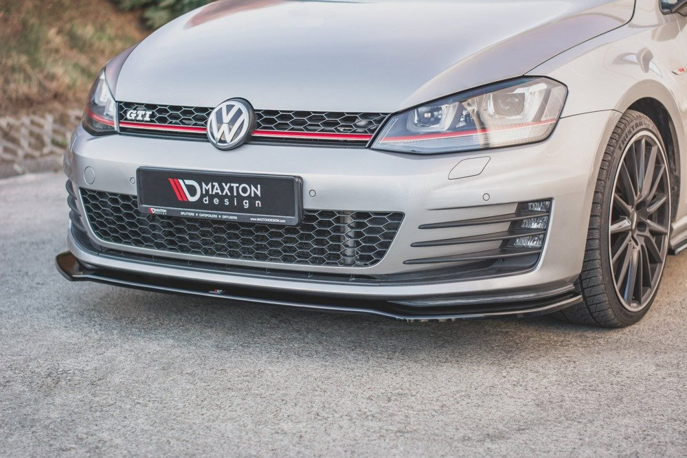 Front Diffusor V.2 VW Golf 7 GTI