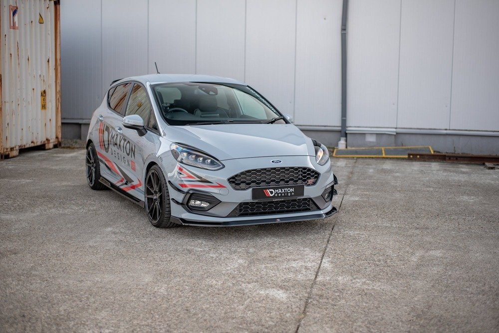 Front Diffusor V.5 Ford Fiesta Mk8 ST / ST-Line
