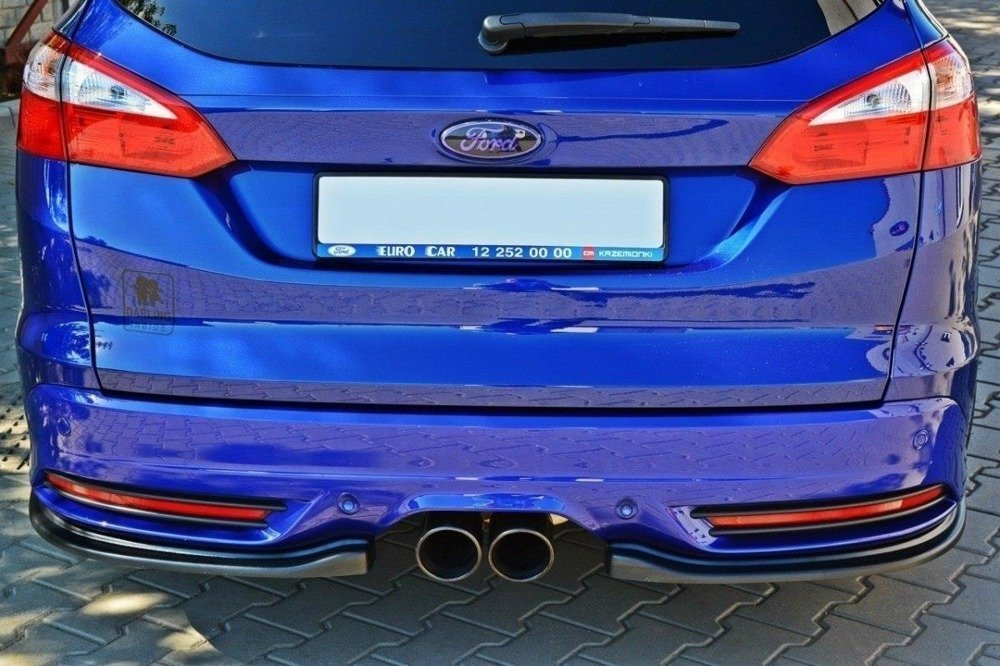 HECK DIFFUSOR SEITE L + R FORD FOCUS 3 ST VARIANT