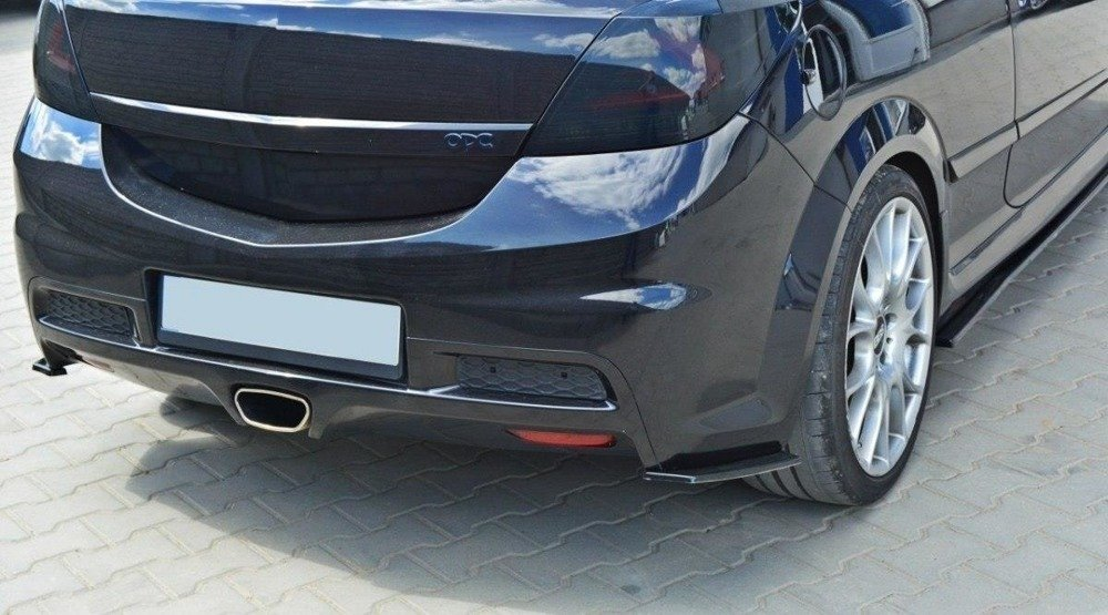 HECK DIFFUSOR SEITE L + R OPEL ASTRA H (FOR OPC / VXR)