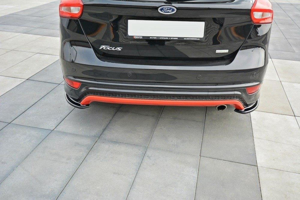 Heck Diffusor Seite Ford Focus ST-Line Mk3 FL