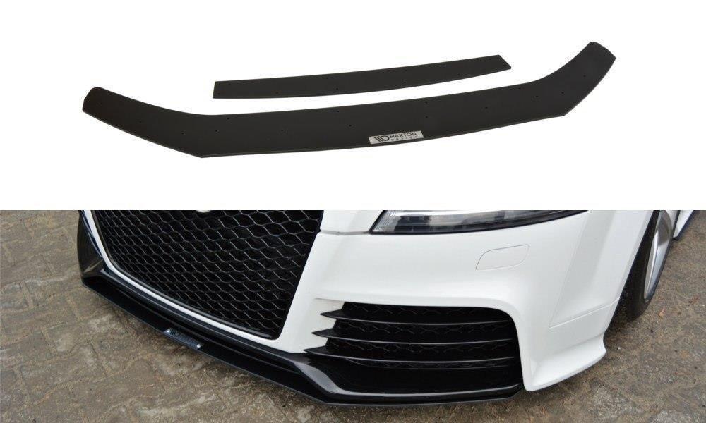 Splitter Przedni Racing Audi Tt Mk2 Rs Nasza Oferta Audi Tt